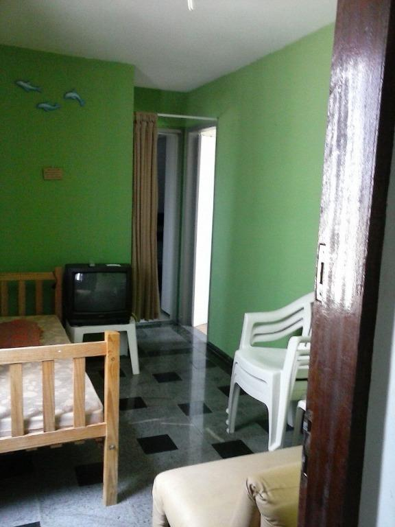 Apto 1 Dorm, Cidade Ocian, Praia Grande (AP14425) - Foto 2
