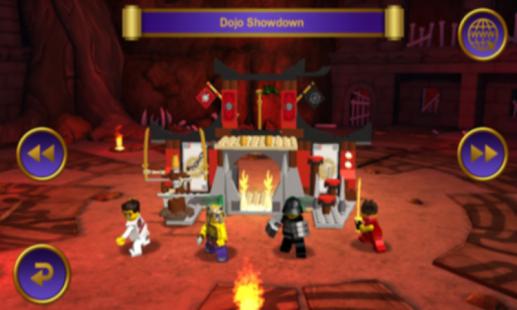 Teaser Lego Ninjago Tournament for pc