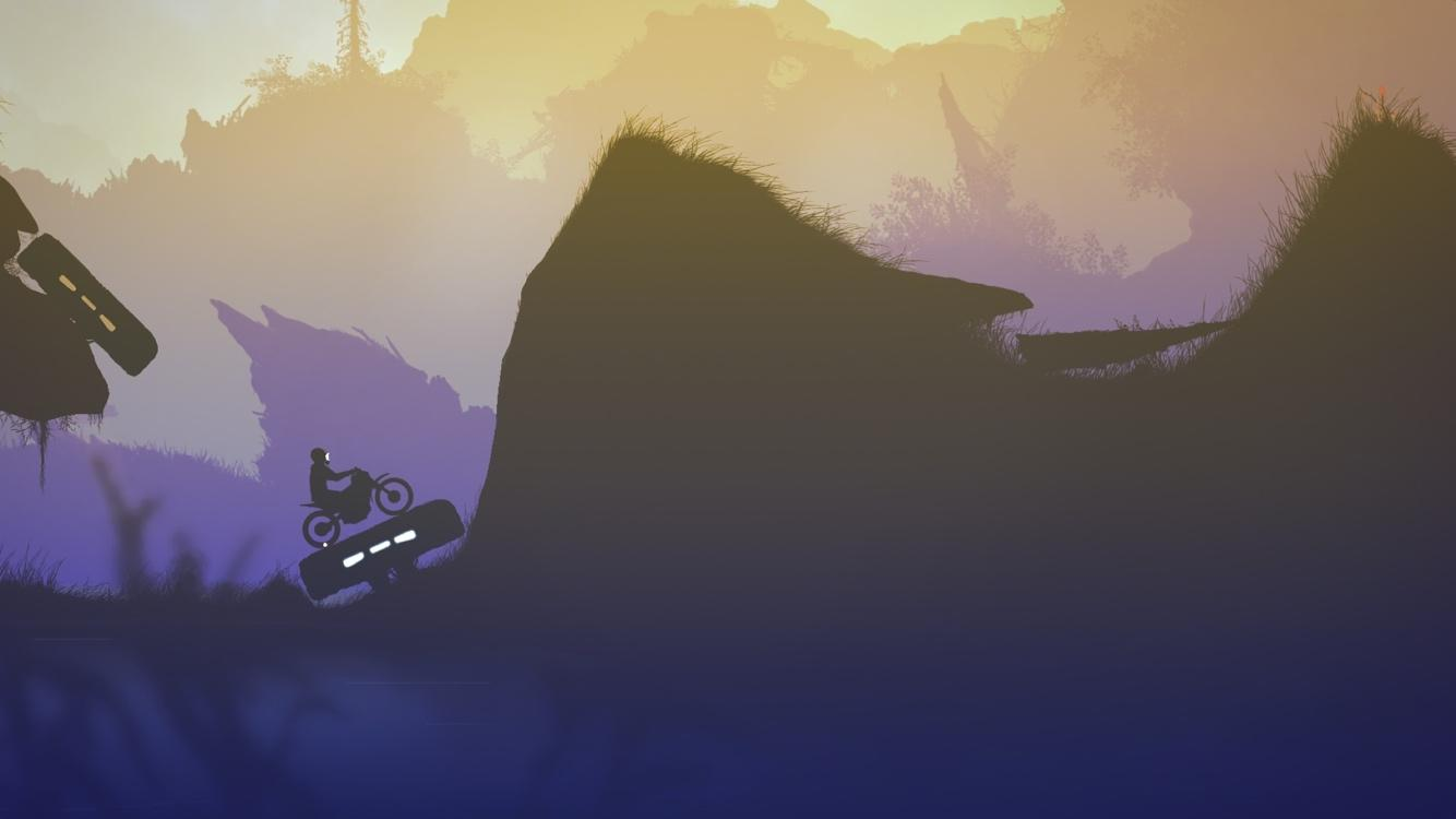 Psebay: Gravity Moto Trials Screenshot 5