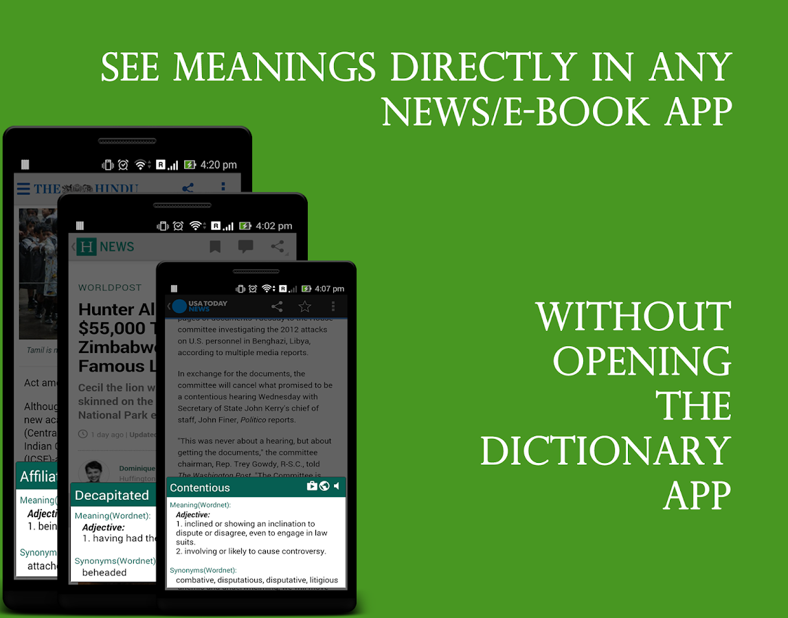 Quick Dictionary Screenshot 7