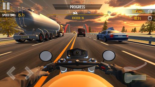 Motorcycle Racing For PC