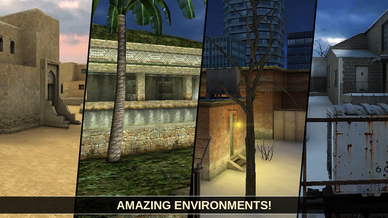 Counter Attack Team 3D Shooter Screenshot 3