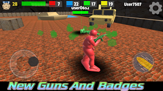 Game Army Men Online APK for Kindle