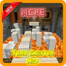 Tomb Crafter Map for MCPE