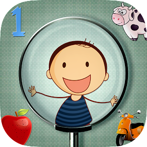 Find and Learn game for Kids
