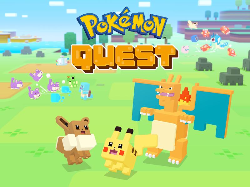 Pokémon Quest Screenshot 4