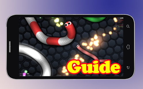 Guide for slither.io - screenshot