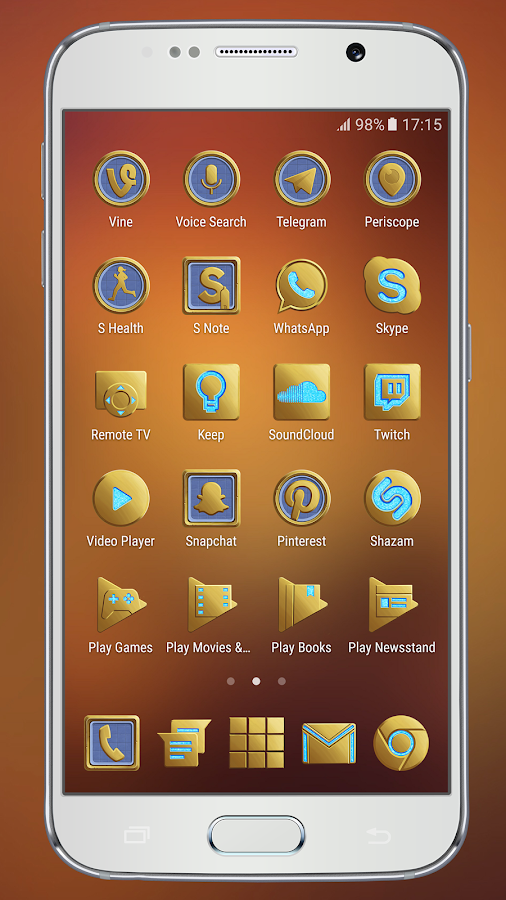 Magic Faitel's Icon Pack Screenshot 1