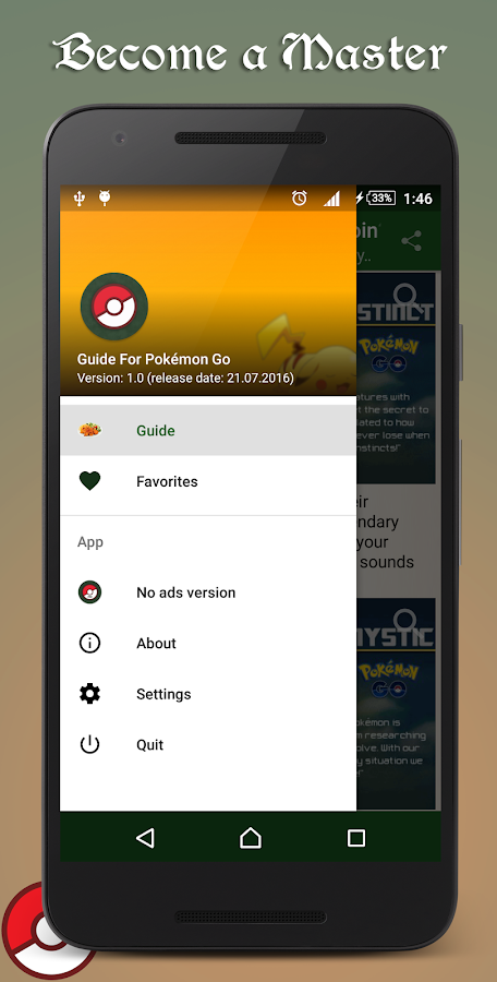 Guide For Pokémon Go (PRO) Screenshot 3