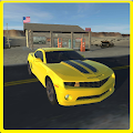 Game Modern American Muscle Cars APK for Kindle