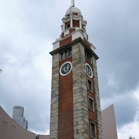Clock Tower at Tsim Sha Tsui by Dennis  Ng - Buildings & Architecture Public & Historical (  )