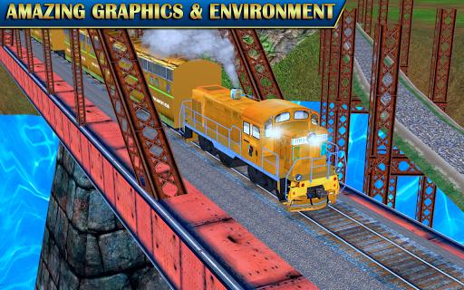 Metro Fast Hills Train Game