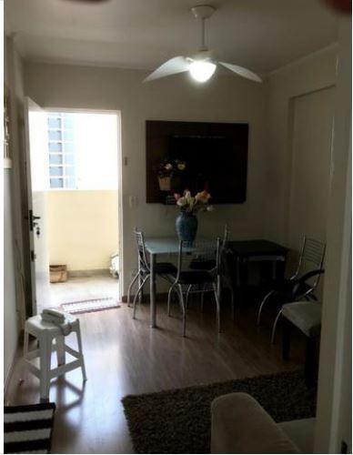 Kitnet com 1 dormitório à venda, 40 m² por R$ 155.000 - Botafogo - Campinas/SP