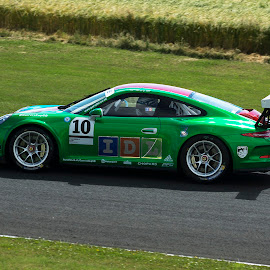 Porsche by David Wilson - Sports & Fitness Motorsports ( cars, racing, porsche, porsche carrera cup, tracks,  )
