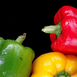 Capsicum  by Asif Bora - Food & Drink Fruits & Vegetables