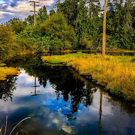Reflections by Mike Hotovy - Instagram & Mobile iPhone