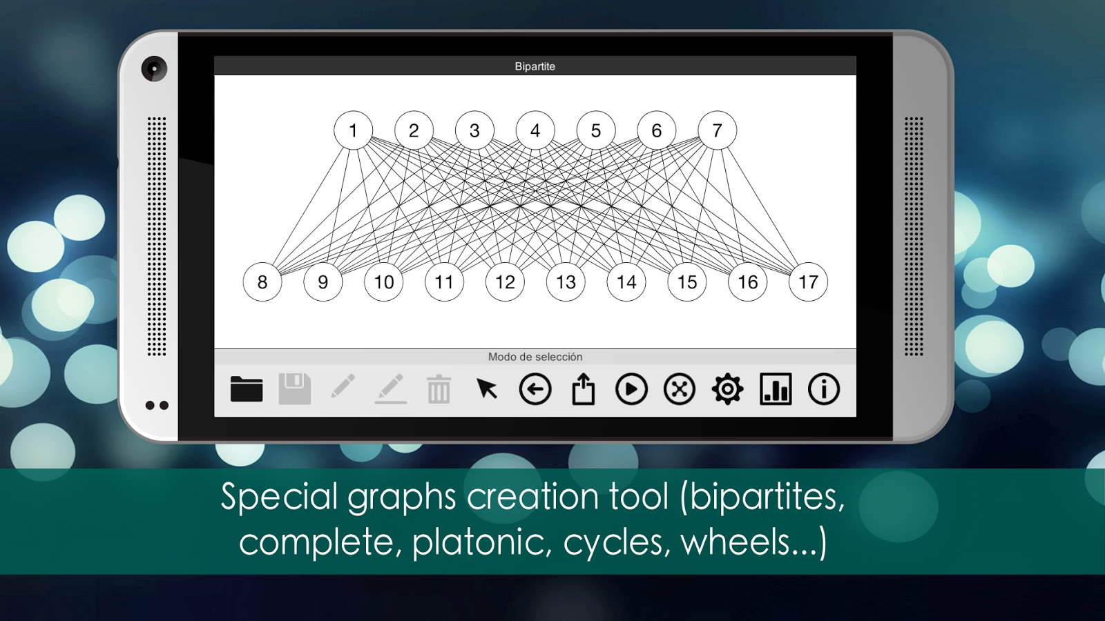 Graphynx, graphs & algorithms Screenshot 9