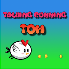 Talking Running Tom