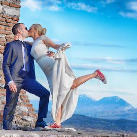 by Maja  Marjanovic - Wedding Bride & Groom