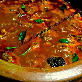 Kerala Fish Curry Recipes