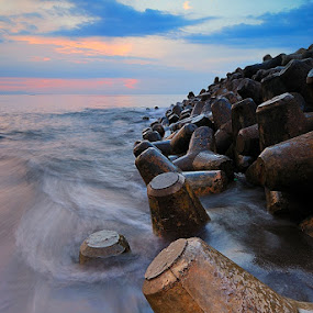 wush.. by Yermia Satriawan - Backgrounds Nature