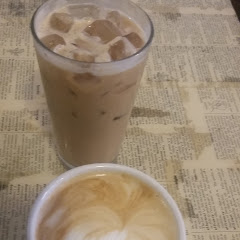 macchiatos espressos  beverage the many unlimited variety  they can do it if you can think it.... they can create it