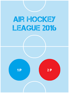 Air Hockey League 2016 - screenshot