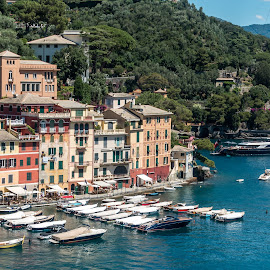 Portofino by Andrew Moore - Landscapes Travel