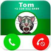 Download Full Fake Call From talk Tom 1.0 APK