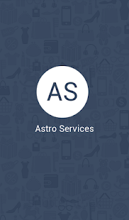 Astro Services - screenshot