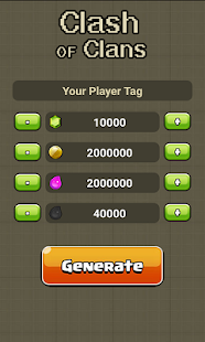 Gems For Coc : Free Tips APK for Ubuntu