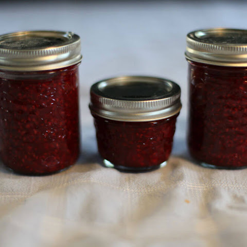 Delectable, Storable, Healthy – Sugar Free Raspberry Jam