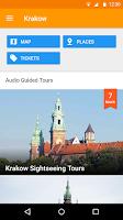 Screenshot of Krakow