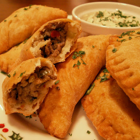 Louisiana Natchitoches-Style Meat Pies