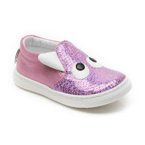 Step2wo Boggle Girl - Eye Skater SLIP ON