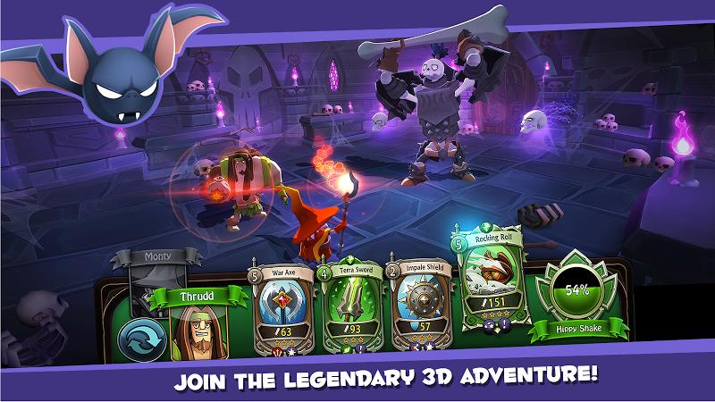 BattleHand Screenshot 1