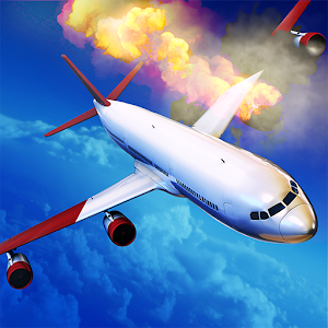 Flight Alert Simulator 3D Free Icon