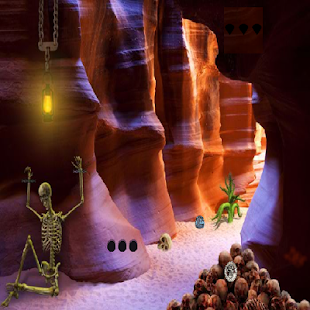 Camel Cave Escape
