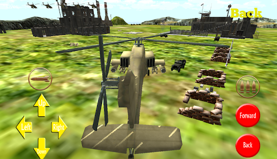 Helicopter Simulator: Army - screenshot
