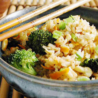 Egg Fried Rice With Chicken And Broccoli Recipes