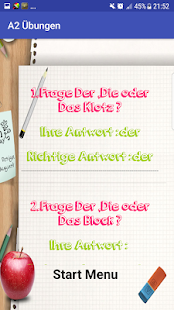 Deutsch A2 Übungen APK for Kindle Fire