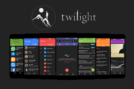 Twilight - CM13/CM12 Theme- screenshot thumbnail