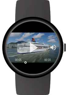 Video Gallery for Android Wear Screenshot