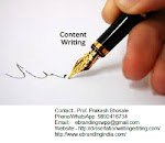 eBranding India in Kolkata, is one of the Best Content Writing Service provider