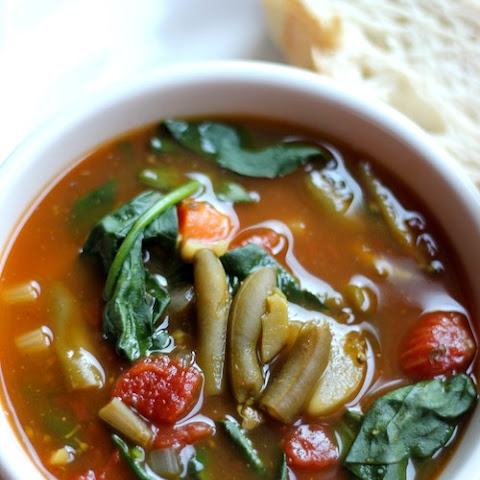 Very Vegetable Soup