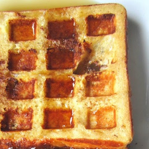 What's for Breakfast? French Toast or Waffles?