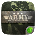 Army GO Keyboard Theme & Emoji APK for Bluestacks