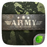 Army GO Keyboard Theme & Emoji 4.15 Apk