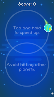 Orbit Rush - screenshot