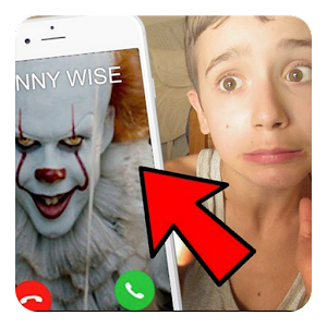 Call Surprised Pennywise video For PC / Windows 7/8/10 / Mac – Free Download